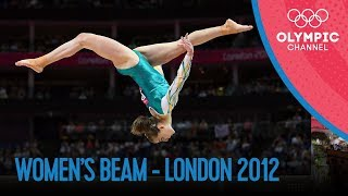 Download Women's Beam Final - London 2012 Olympics Video