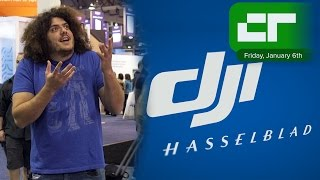 Download DJI Opens its Wallet for Hasselblad | Crunch Report Video