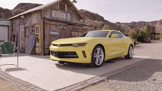 Download 2016 Chevrolet Camaro RS V6 Review - AutoNation Video