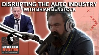 Download Why disrupting the auto industry might be the only way to survive - Brian Benstock Service Drive Rev Video