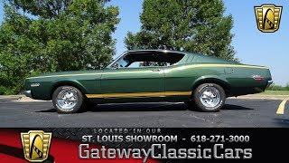 Download #7414 1968 Mercury Cyclone - Gateway Classic Cars of St. Louis Video