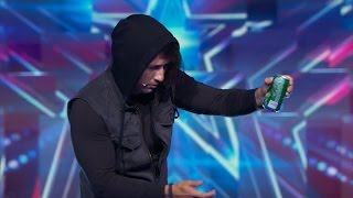 Download America's Got Talent S09E08 Judgment Week Magic Acts Franklin Saint Video
