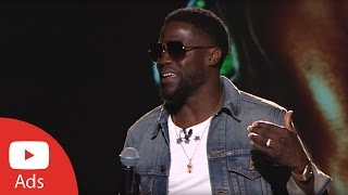 Download Brandcast 2017: Kevin Hart, Comedian | YouTube Advertisers Video