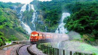 Download TOP 10 Most Beautiful Railway Routes In INDIA | भारत में 10 सबसे सुंदर रेलवे की सवारी Video