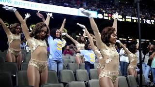 Download Southern University Fabulous Dancing Dolls & Doll Crew Challenge Winners ″Crew″ (2017) Video