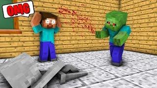 Download Monster School : FUNNY ZOMBIE APOCALYPSE CHALLENGE - Minecraft Animation Video