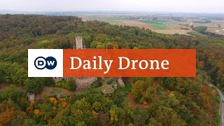 Download #DailyDrone: Marienburg Castle Video