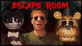 Download BENDY'S NIGHTMARE ESCAPE ROOM! Video