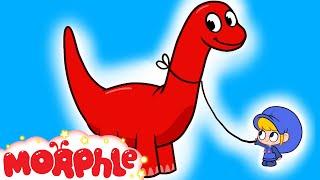 Download My Pet Dinosaur - My Magic Pet Morphle Episode #2 Video