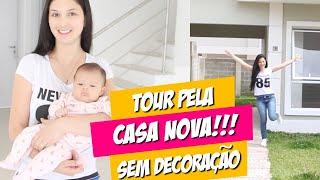 Download 💗 TOUR PELA CASA NOVA | SEM DECORAÇÃO! por Julia Doorman Video