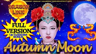 Download Up To $50 Bet!! High Limit Dragon Link Slot Machine Bonuses ! PREMIERE STREAM Video