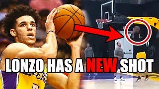 Download How Lonzo Ball's NEW Shot CHANGES The Lakers In The NBA (Ft. A Lot Of Bricks) Video