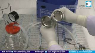 Download Vacuum Extractor Set, Manual Operated with 3 SS Cups. Item Code: VE026 Video