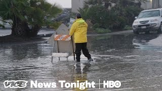 Download Extreme Tidal Surges Could Wreck This California Coastal Town (HBO) Video