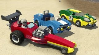 Download LEGO City Undercover (PS4) - All Performance Vehicles in Action (Vehicle Showcase) Video
