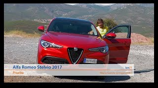 Download Alfa Romeo Stelvio 2017 - Prueba (test) | km77 Video
