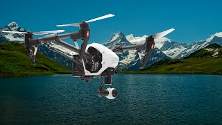Download Jungfrau Region - Top of Europe Drone Video   DJI Inspire   4k (Ultra HD) Video