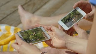 Download Samsung Mocks Apple In New ″The Next Big Thing″ S5 Commercial ! Video