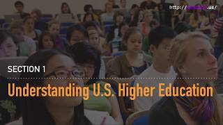 Download Understanding U.S. Higher Education: Overview Video