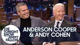 Download Anderson Cooper and Andy Cohen Met on a Failed Blind Date Video