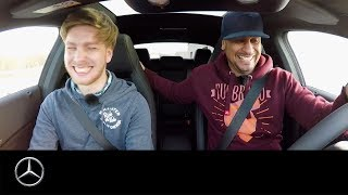 Download JP Performance mit dem Mercedes-Benz CLA Coupé im Duell Video