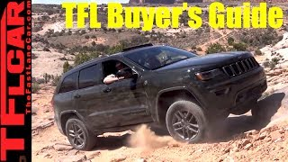 Download Which Jeep Grand Cherokee Should I Buy? TFL Comprehensive Buyer's Guide Video