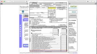 Download Guía para completar tu Solicitud Gratuita Federal para Estudiantes (FAFSA) Video