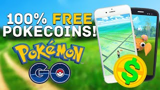 Download Pokémon GO! ★HOW TO GET FREE POKEBALLS + POKECOINS!★ Tutorial/Guide (No Hack Required) Video