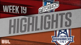 Download HIGHLIGHTS #COSvTUL | 07-21-2018 Video