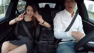 Download Tesla ModelS P100D launch reaction-Naomi Video