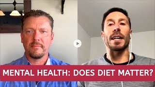 Download Depression / Anxiety: Does Your Diet Matter? 2 Doctors Discuss Video