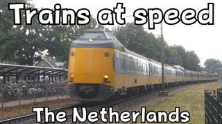 Download Trains at Speed The Netherlands Video