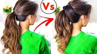 Download ★ BEST Running Late HACKS & HAIRSTYLES of 2016 💙 Life, Beauty, Hair TIPS Video