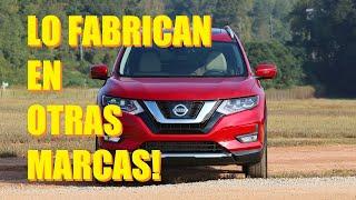 Download 5 AUTOS que SON LOS MISMOS pero de DISTINTAS MARCAS! Video