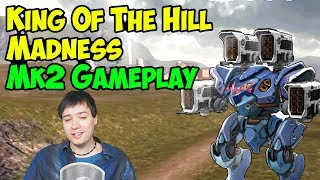 Download War Robots Crazy King of The Hill RDB Spectre Gameplay at Mk2 - WR Video