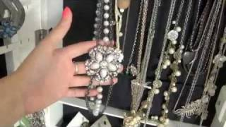 Download Fashion Friday: My Jewelry Armoire Video