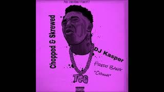 Download Fredo Bang Oouuh Bangman Challenge Chopped & Skrewed By DJ Kasper Video