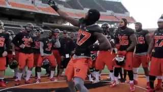 Download Oregon State Beavers Football Dance Off Competition Video