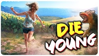 Download Die Young Game - Kidnapped! Can You Escape The Island?   Die Young Gameplay Video