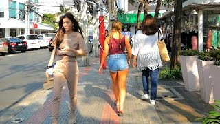 Download Siam Square Walk - Shopping in Bangkok - 2017 HD Video