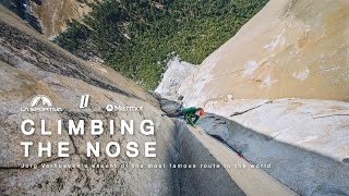 Download CLIMBING THE NOSE - Jorg Verhoeven's ascent of the most famous route in the world Video