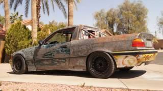 Download BMW E36 Drift Truck Video