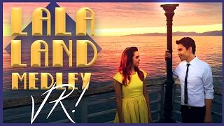 Download La La Land Medley in VR!! Sam Tsui & Megan Nicole | Sam Tsui Video