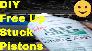 Download Freeing A Stuck Engine Pistons Video
