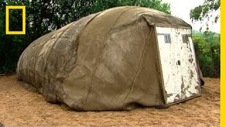 Download Concrete Tent | I Didn't Know That Video