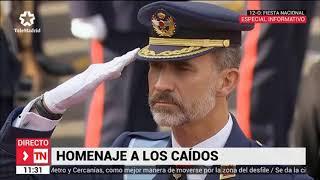 Download DESFILE DÍA FIESTA NACIONAL 2 Homenaje a los caídos Video