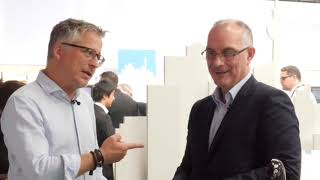 Download #BCW19 - Talking with Bernd Heinrichs, CDO Bosch Mobility Solutions, Bosch Video