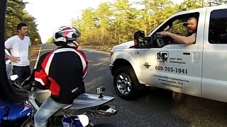 Download Angry People Vs Dirtbikes, ATV's & Roadbikes Video