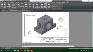 Download Vistas de corte en Autocad Video