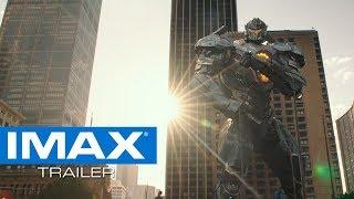 Download Pacific Rim: Uprising IMAX® Trailer Video
